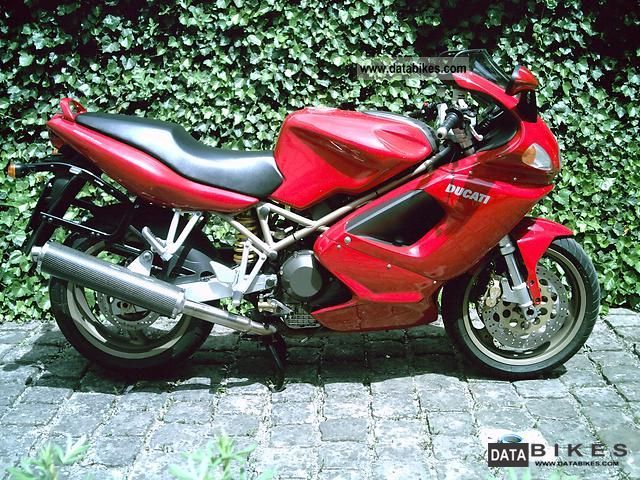 1999 Ducati  900 ST 2 Motorcycle Sport Touring Motorcycles photo