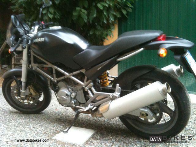 2004 Ducati  Monster 620 Dark Motorcycle Motorcycle photo