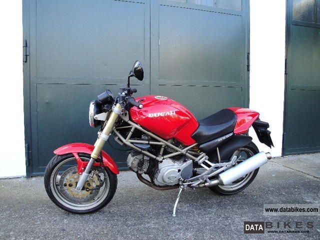 1995 Ducati  Monster Motorcycle Motorcycle photo