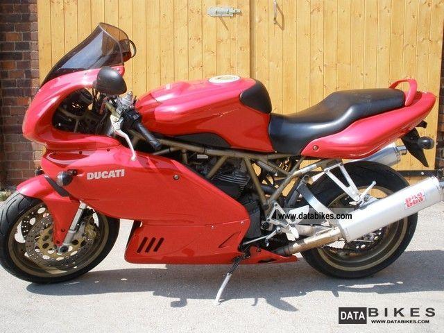 Ducati  900 SS i.e. 1999 Sports/Super Sports Bike photo