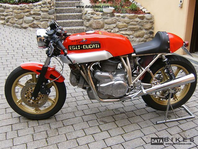 1984 Ducati  - Egli 1000 Motorcycle Motorcycle photo