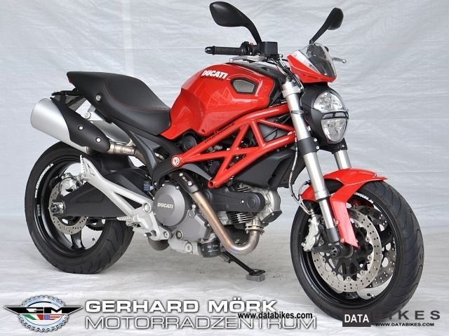 2011 Ducati  Monster 696 + ABS-Low GM Special Motorcycle Motorcycle photo