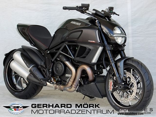 2011 ducati diavel carbon 1200 abs