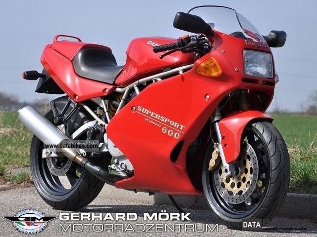 1995 ducati 600 ss / c super sport