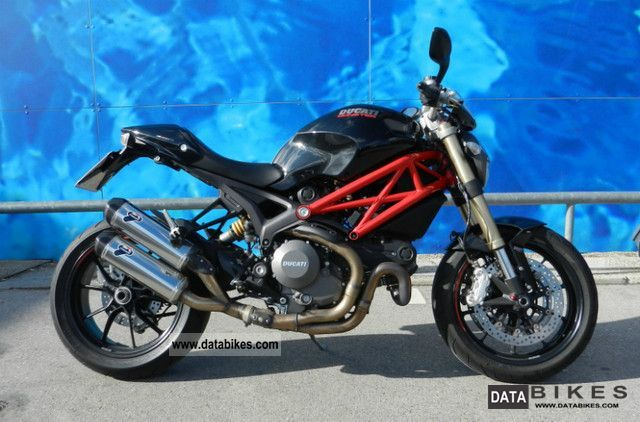 2011 Ducati  Monster Evolution - Termignoni - Performance Motorcycle Naked Bike photo