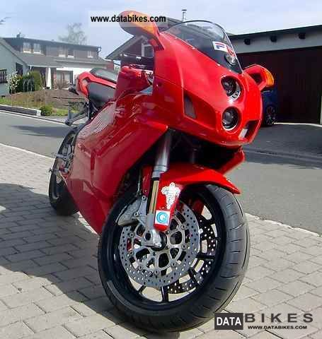 2005 Ducati  999 Motorcycle Sports/Super Sports Bike photo