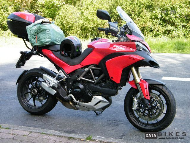 2011 Ducati  Multistrada 1200S ABS Motorcycle Tourer photo