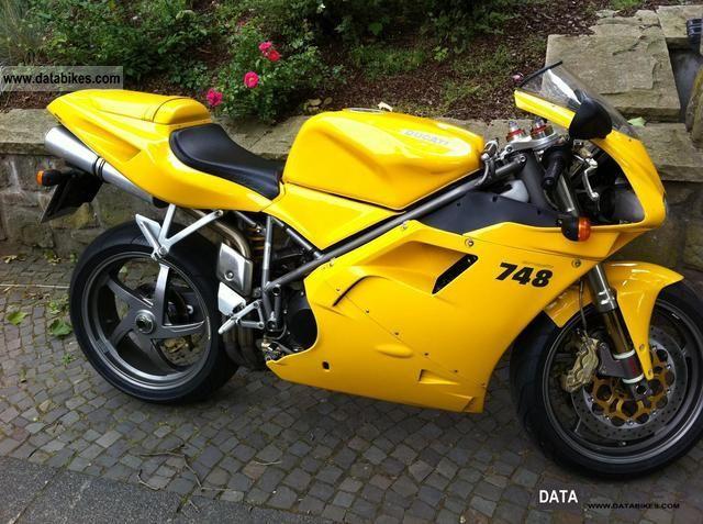 Ducati  748 S 2000 Sports/Super Sports Bike photo