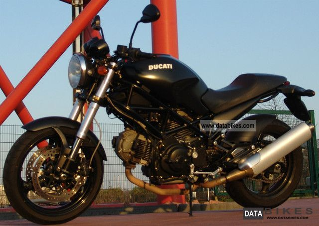 2007 Ducati  Monster 695! Checkbook! Gepfl. O-state! Motorcycle Sport Touring Motorcycles photo