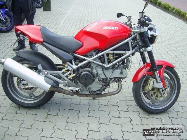 2003 Ducati  Monster 1000 reactor and possible funding Motorcycle Naked Bike photo