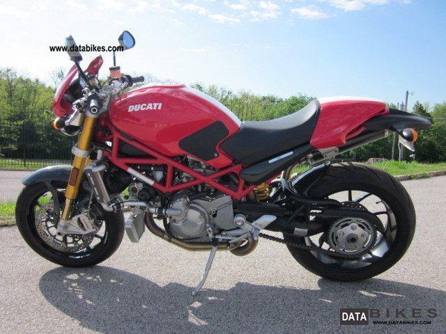2007 Ducati  Testastretta Monster S4RS Motorcycle Motorcycle photo