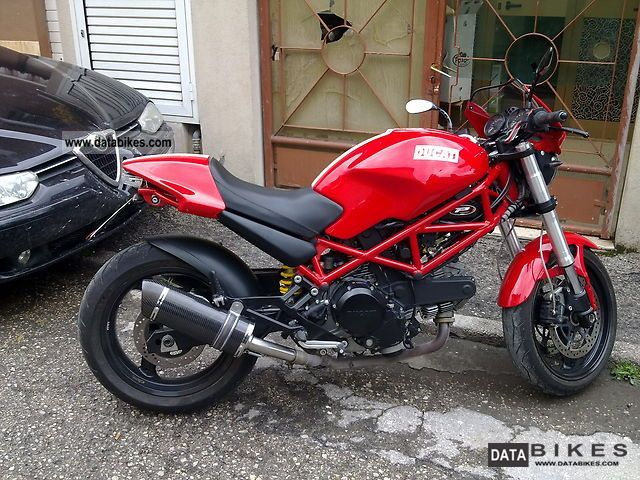 2007 Ducati  monster 695 as amatore - 2007 Motorcycle Naked Bike photo