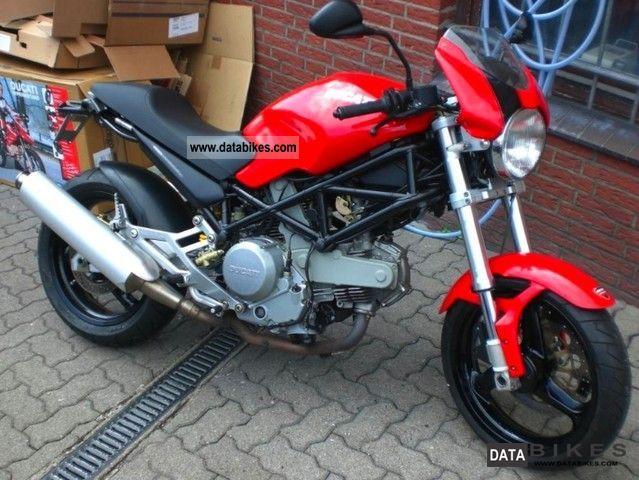 2002 Ducati  Monster M620 Motorcycle Motorcycle photo