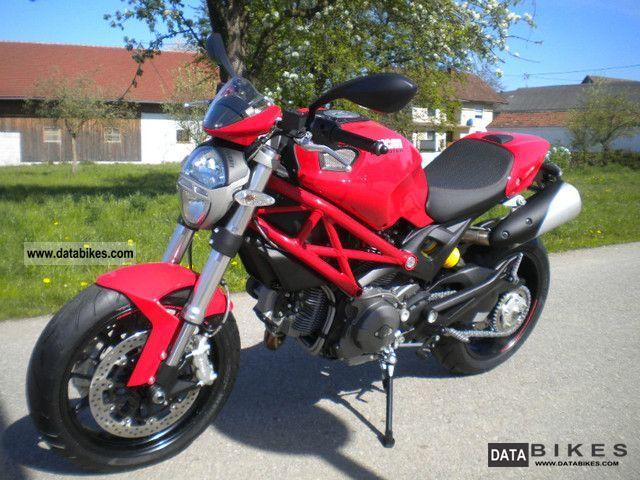 2012 Ducati  Monster 796 ABS Motorcycle Naked Bike photo