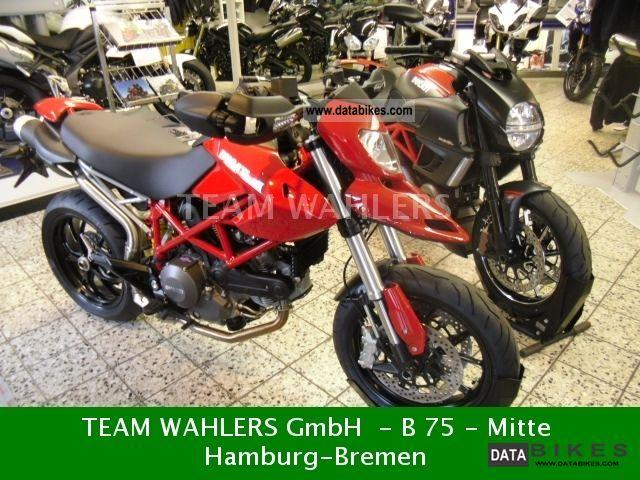 2011 Ducati  HYPERMOTARD HM 796, \ Motorcycle Enduro/Touring Enduro photo