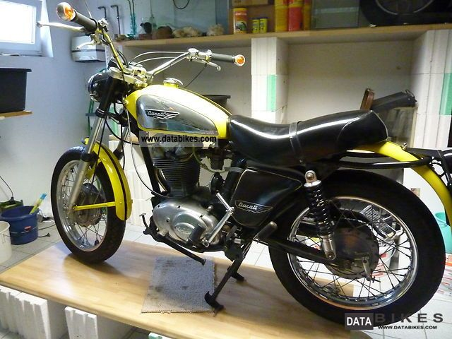 Ducati  Scrambler 1971 Vintage, Classic and Old Bikes photo