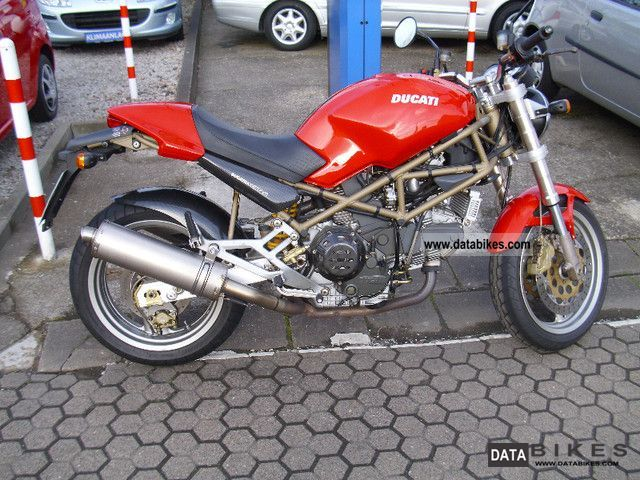 2000 Ducati  Monster ** 900 ** / top condition! Motorcycle Motorcycle photo