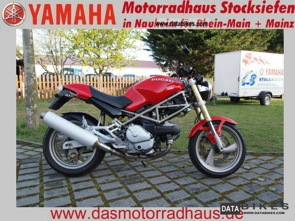 1994 Ducati  MONSTER 600 Motorcycle Sports/Super Sports Bike photo