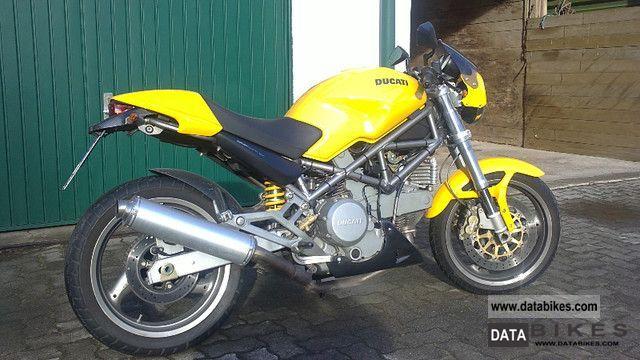 Ducati  Monster750i.e. 2003 Naked Bike photo