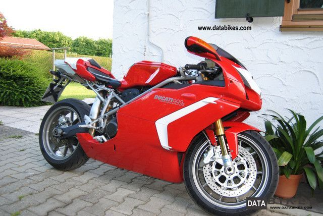 2003 Ducati  999s Motorcycle Sports/Super Sports Bike photo