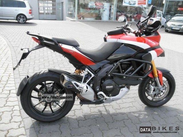 2011 Ducati  Multistrada, 1200 T ABS Motorcycle Tourer photo