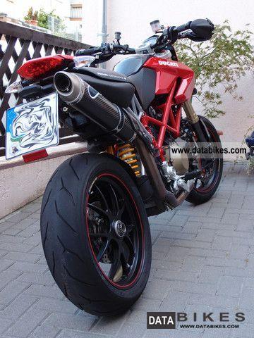 2008 Ducati  Hypermotard S Motorcycle Motorcycle photo