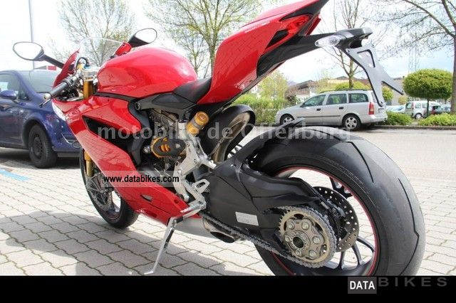 2011 Ducati  1199 ABS PANIGALE Motorcycle Motorcycle photo