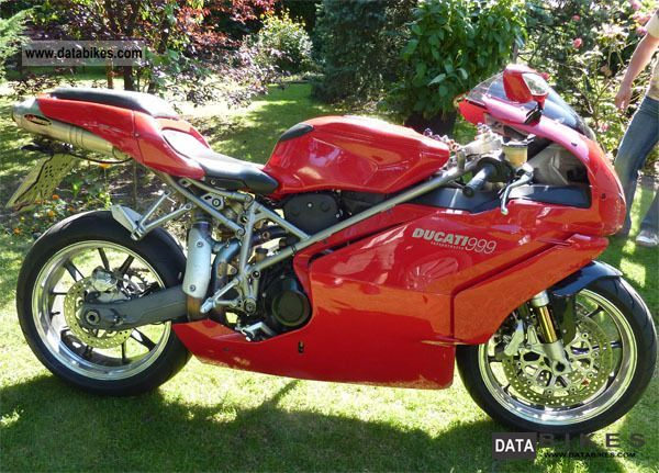 2002 Ducati  999 S-tag, Akra full, Ohlins, etc Motorcycle Sports/Super Sports Bike photo