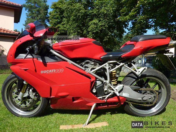 2002 Ducati 999 S Tag Akra Full Ohlins Etc