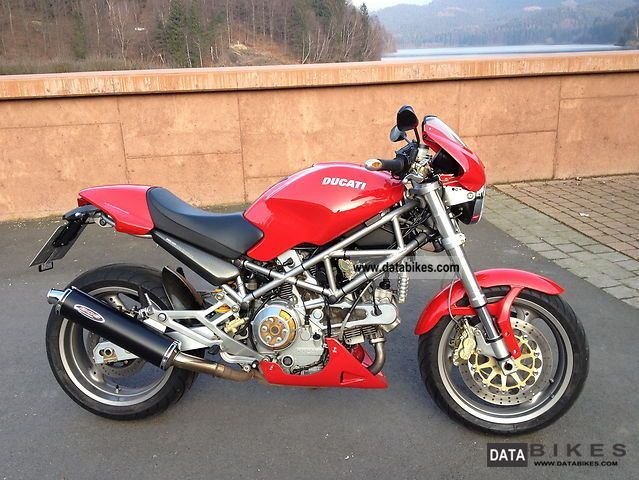 2004 Ducati  Monster 1000 S i.e. Motorcycle Naked Bike photo