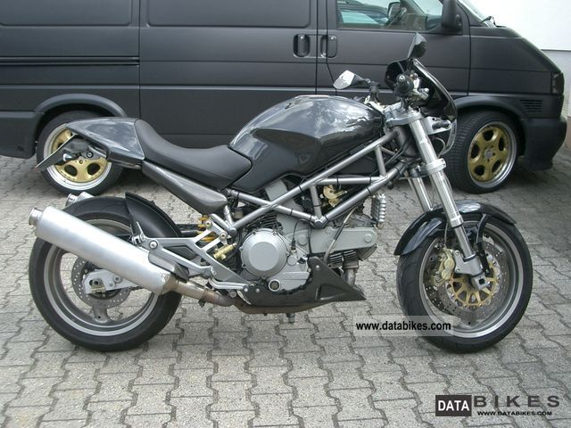 2002 Ducati  Monster 900 S i.e Motorcycle Naked Bike photo