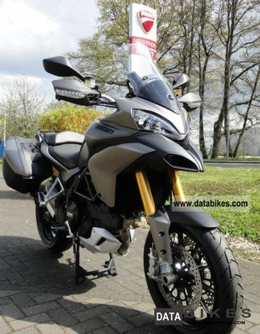 2011 Ducati  Multistrada 1200 S Touring ABS available immediately Motorcycle Enduro/Touring Enduro photo