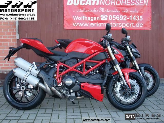 2011 Ducati  Street Fighter 848 \ Motorcycle Streetfighter photo