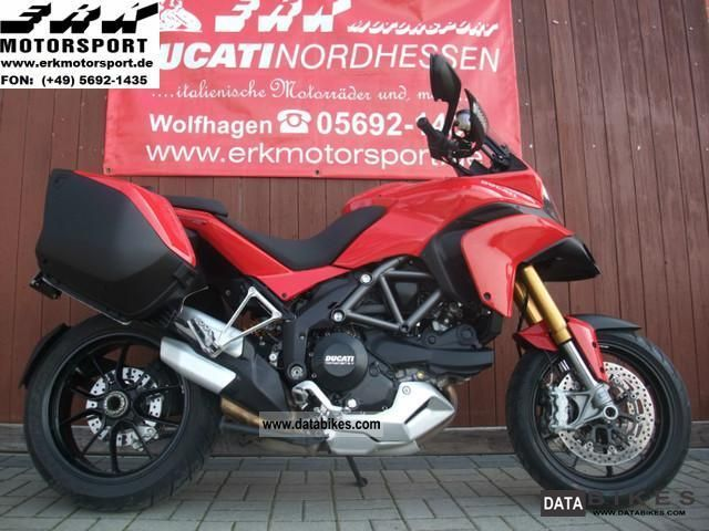 Ducati  Multistrada 1200S \ 2011 Motorcycle photo