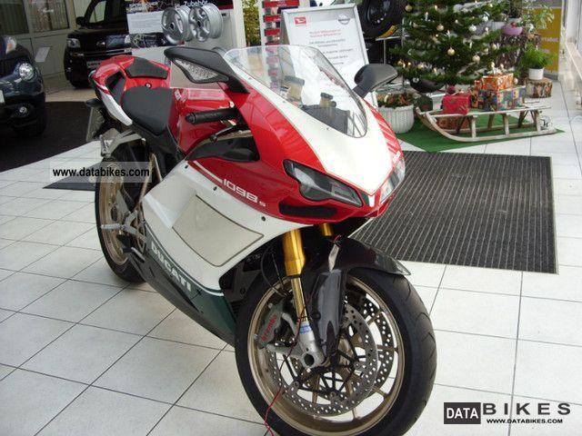 2008 Ducati  TRICOLORE 1098S Super Sport Motorcycle Sports/Super Sports Bike photo
