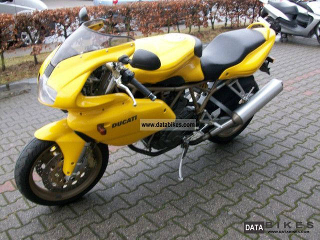 1999 Ducati  750 SS Motorcycle Sports/Super Sports Bike photo