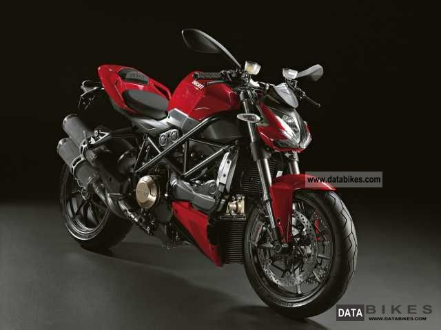 2012 Ducati  Street Fighter, Street Fighter 1098 Ã-Carb hlins Motorcycle Streetfighter photo