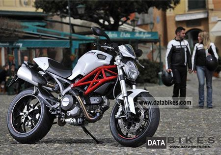 2012 Ducati  Monster, Monster 796 mà ¶ possible case system Motorcycle Naked Bike photo