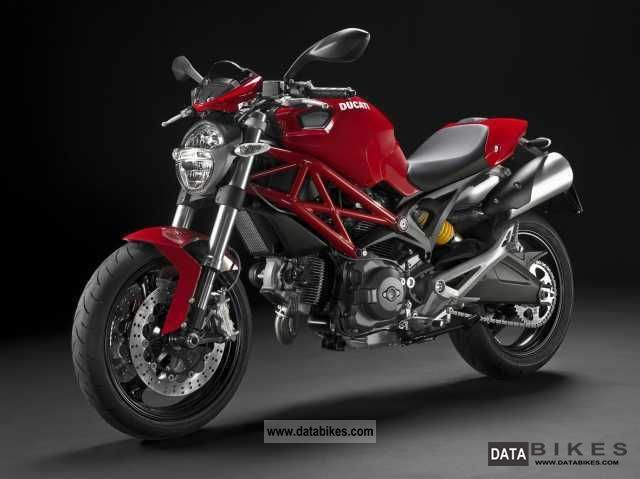 2012 Ducati  Monster, Monster 696 + ABS stock! Motorcycle Naked Bike photo