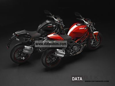 2012 Ducati  Monster, Monster 1100 Evo Motorcycle Sport Touring Motorcycles photo