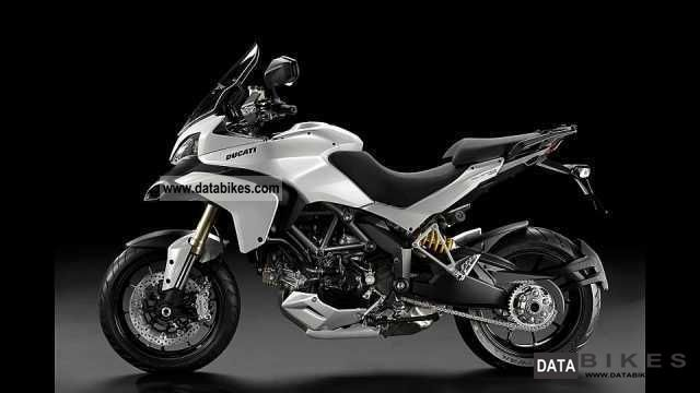 2012 Ducati  Multistrada, Multistrada 1200 ABS DTC color wa € h Motorcycle Sport Touring Motorcycles photo
