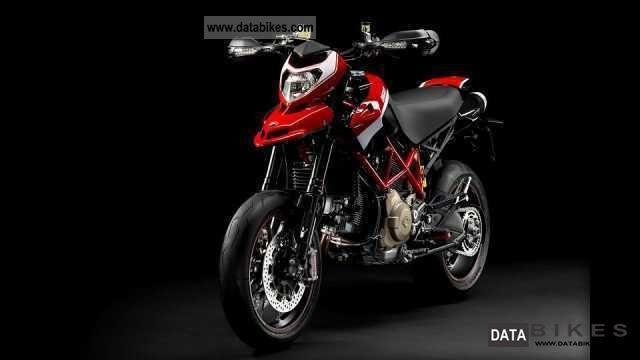 2012 Ducati  Hypermotard, Hypermotard 1100 EVo SP Hyper Corse Motorcycle Super Moto photo