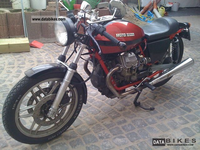 1984 Ducati  V 50 Motorcycle Other photo