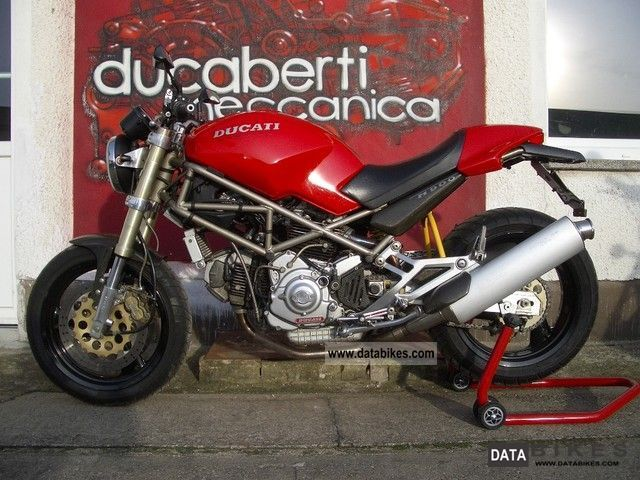 1993 Ducati  Monster 900 - Urmonster in mint condition- Motorcycle Naked Bike photo
