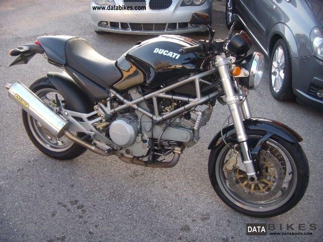 2005 Ducati  i.e. Motorcycle Naked Bike photo