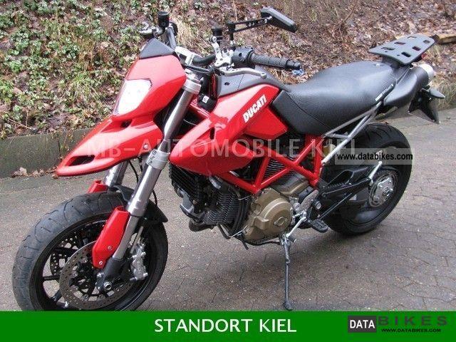 2008 Ducati  HYPERMOTARD 1100 Motorcycle Motorcycle photo