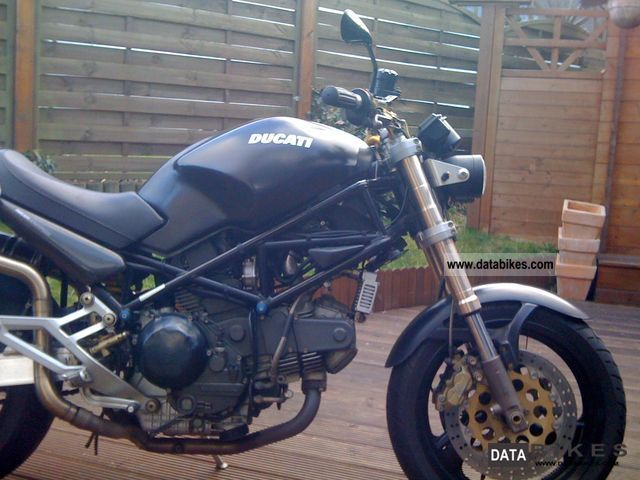 1999 Ducati  Monster 900 S Motorcycle Naked Bike photo