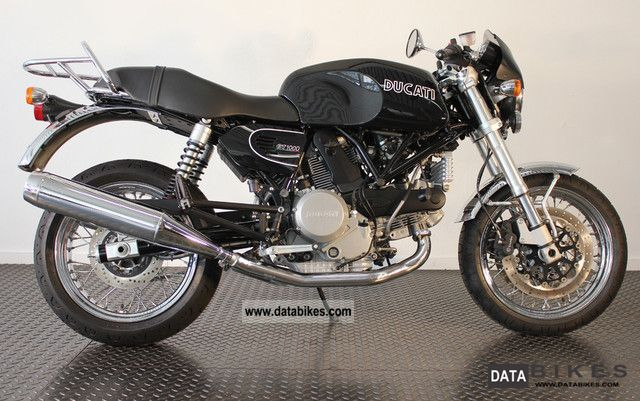 2011 Ducati  GT 1000 CLASSIC Motorcycle Motorcycle photo