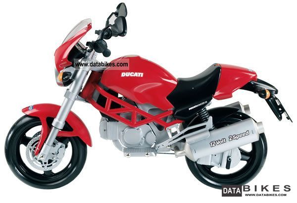2011 Ducati  Monster Motorcycle Pocketbike photo