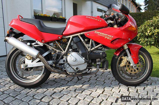 Ducati  750 SS Nuda 1994 Sports/Super Sports Bike photo
